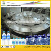 Agua mineral, agua de manatial, máquina pura del agua