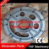 Плита запасных частей гидровлического насоса землечерпалки установленная/плита клапана для Hpv095/PC200-7