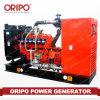Potencia determinada de generación diesel de la estación con la parada Emergency