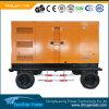 100kw 200kw Silent Cummins Portable Diesel Generator