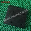 Части ISO высокой точности подвергли механической обработке качеством, котор CNC филируя с плакировкой Vst-0991
