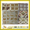 Color mezclado Onxy Marble Mosaic para Background Wall Tile
