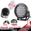 Nuovo CREE LED Driving Light di Arrival 185W Round per fuori da Road (L909G)