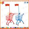 Supermarkt-Kind-Einkaufswagen-Laufkatze (Zht56)