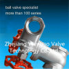 200wog Full Port Stainless Steel Screw End Gate Valve