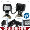 3.8  18W Mini CREE Double Rows Auto Light mit CER (CH-LB-202B-1-18W)