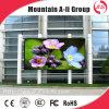 옥외 LED 스크린 전시를 광고하는 P6 SMD 에너지 절약