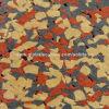 Feuille en caoutchouc mélangée colorée de plancher d'EPDM dans une Rolls ou enclenchée