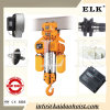 Friction ClutchのセリウムApprovedとの10ton Electric Chain Hoist