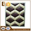 El panel de pared de cuero moderno Formaldehído-Libre 3D del hotel de interior ligero