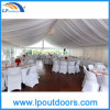 Party di lusso Tent Wedding Marquee Tent con Shining Draping Linings
