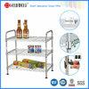 Многофункциональный шкаф полки кухни провода металла крома с утверждением NSF