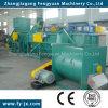 Linha de recicl plástica Waste linha de produção de lavagem da película do PE