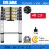 En131 세륨을%s 가진 마술 Aluminum Telescopic Single Ladder GS Kme1029