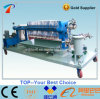 Hydraulic Waste Oil Plate Press Filter with Ppm Plate, Easy to Use (BAM)