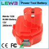 Ni-MH Cordless Tool Battery para Makita 1220