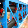 Cement Plant를 위한 장거리 Curved Pipe Conveyor/Belt Conveyor