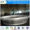 Edelstahl-/Carbon-Stahl bedeckt Köpfe/angerichtete Köpfe mit einer Kappe