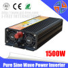 CE / RoHS aprobado 1500W de onda sinusoidal pura potencia del inversor