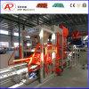 Bloc concret de la colle de matériau de la construction Qt10-15 faisant la machine
