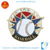 China-kundenspezifisches Backen lackierte kupferne stempelnde Baseball-Medaille in der Qualität
