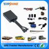 Alto inseguitore facile dell'automobile di GPS dell'installazione di Quanlity (MT100) con il sensore di arresto
