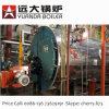 燃料のガス燃焼の管の熱湯ボイラー製造業者