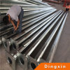 14m Hot Deep Galvanized Round e Conical Street Lighting Pólo