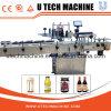 Automatischer vertikaler runde Flaschen-anhaftender Aufkleber-Etikettiermaschine (MPC-DS)