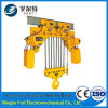 Commercio all'ingrosso 9m Lifting Height 20ton Electric Construction Truss Chain Hoist