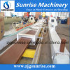 Zaundecking-Profil-Strangpresßling-Maschine Sonnenaufgang-Maschinerie-Plastik-Belüftung-WPC
