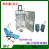 Silla dental portable del precio de fábrica para el dentista/la clínica Msldu19