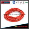 PVC suave estupendo del aislante 80 grados de cable coaxial eléctrico del cobre