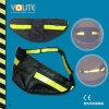 Carpeta reflexiva del bolso de la correa del paquete de la cintura de la gimnasia para funcionar