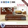Tableau de bureau exécutif de taille de placage en bois $258 plein grand (HX-RD6018)