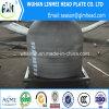 Protezioni dell'estremità del tubo della testa di emisfero dell'acciaio inossidabile di alta qualità