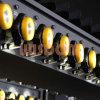 6 Geräten-Bergbau-Mützenlampe-aufladenzahnstange, Zahnstangen-Aufladeeinheit