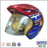 固体開いた表面オートバイのヘルメット(OP215)
