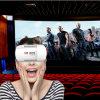 Vidros novos da realidade virtual do cartão de Google do caso da chegada 3D Vr