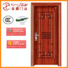 Vollkommenes Quality Wooden Fireproof Door mit Steel Structure