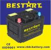 12V 45ah 산성 자동 건전지 차량 지도는 비용이 부과된 자동차 배터리 DIN45 54549/54519를 말린다