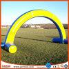 Arco inflável barato personalizado dos esportes