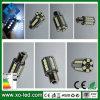 Diodo emissor de luz Auto Lighting do diodo emissor de luz Car Light 480-520lm de T10 Highquality