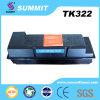 Copiadora compatible del toner de la impresora laser para Tk332