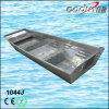 Облегченная рыбацкая лодка Aluminum (1044J)