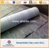 Film enduit de revêtement de HDPE de revêtement d'argile de Geosynthetic