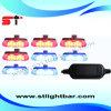 Kit LED Veículo de Emergência Strobe Light para Traço Front Deck Grille