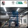 Cadena de producción activada del carbón de leña en Canadá del grupo de GBL