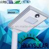 統合された8W製造業者太陽LEDの街灯