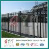 Frontière de sécurité de piquet en acier soudée/frontière de sécurité de fer/filet à mailles soudé de frontière de sécurité de fil